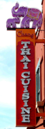 Chang Thai Cuisine Sign