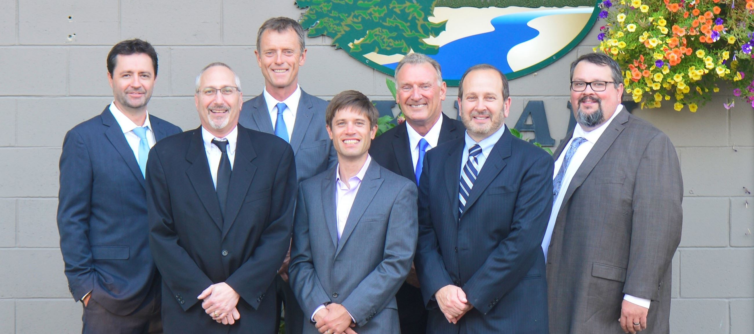 North Bend Councilmembers- 9- 2018 (no Mayor) - Web photo