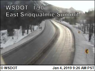 Snoqualmie Pass Camera