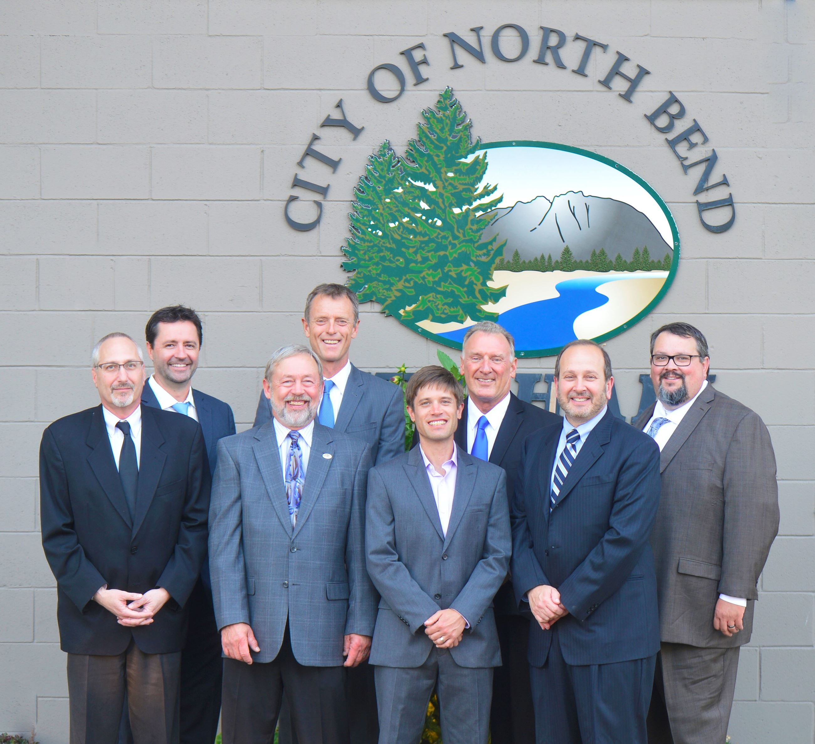 North Bend Mayor and Councilmembers 2018