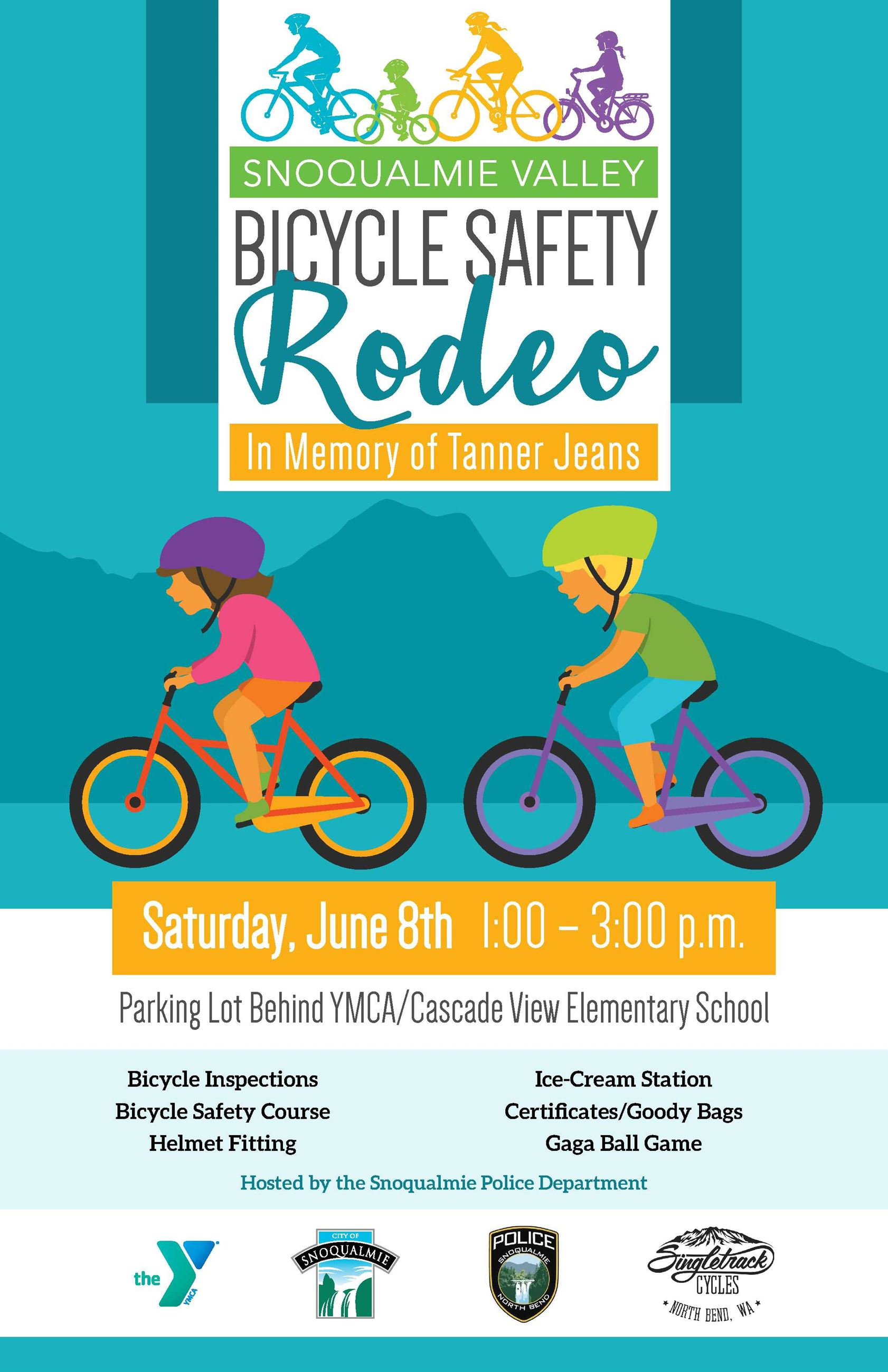 SV Bicycle Safety Rodeo 2019