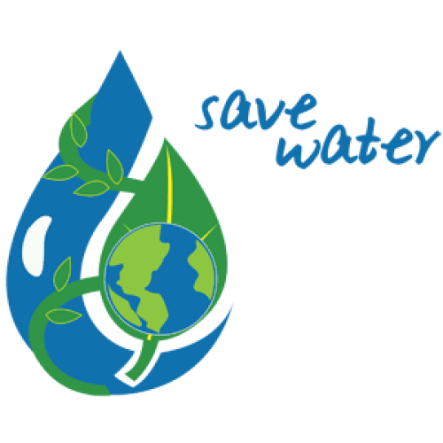Save-Water-PNG-File