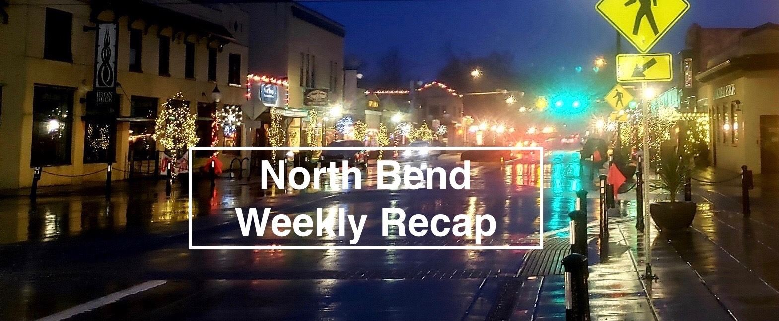 downtown North Bend