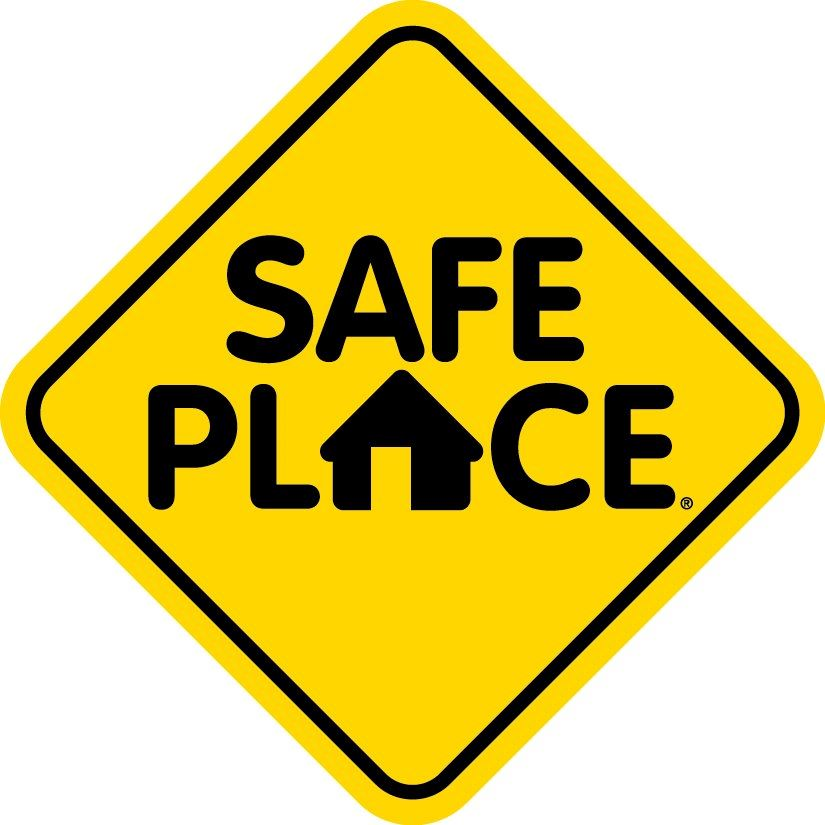 safe place infogaphic