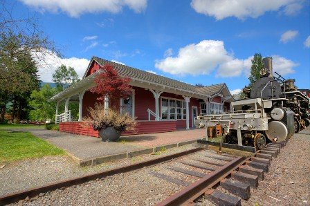 North Bend Train Depot