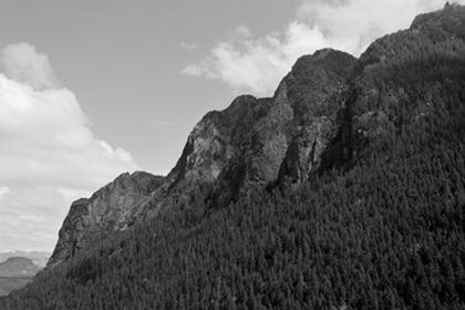 Mt Si Black/White