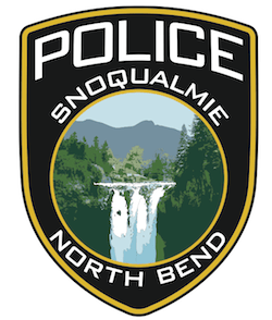 Snoqualmie - North Bend police logo.png
