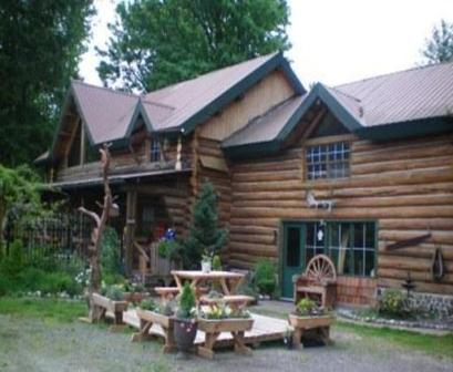 Beautiful The Log Cabin Bed And Breakfast